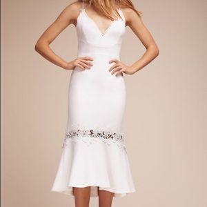 Bhldn Nicholas Amina dress midi crochet longer 10